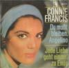 Cover: Connie Francis - Connie Francis / Du mußt bleiben Angelino / Jede Liebe geht einmal zu Ende