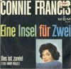 Cover: Connie Francis - Connie Francis / Eine Insel für zwei / Das ist zu viel (Too Many Rules)