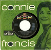 Cover: Connie Francis - Connie Francis / Ich wär so gern verliebt (Looking For Love) / Ich geb ne Party heut nacht (Lets Have A Party Tonight)