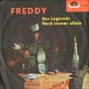 Cover: Freddy (Quinn) - Freddy (Quinn) / Der Legionär / Noch immer allein