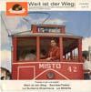 Cover: Freddy (Quinn) - Freddy (Quinn) / Weit ist der Weg (EP)