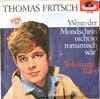 Cover: Thomas Fritsch - Thomas Fritsch / Wenn der Mondschein nicht so romantisch wär / Yokohama Baby