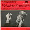 Cover: Thomas Fritsch - Thomas Fritsch / Heimliche Romanze (EP)