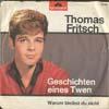 Cover: Thomas Fritsch - Thomas Fritsch / Geschichten eines Twen / Warum bleibst du nicht