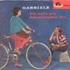 Cover: Gabriele (Susi Ball) - Gabriele (Susi Ball) / Schokoladen-Eis / Sie hats gut