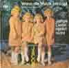 Cover: Geschwister Jacob - Geschwister Jacob / Wenn die Musik erklingt (Man coeur dattache) / Junge Liebe rostet nicht