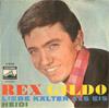 Cover: Rex Gildo - Rex Gildo / Liebe kälter als Eis (Devil in Disguise) / Heidi*