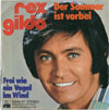 Cover: Rex Gildo - Rex Gildo / Der Sommer ist vorbei / Frei wie ein Vogel im Wind