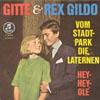 Cover: Gitte und Rex Gildo - Gitte und Rex Gildo / Vom Stadtpark die Laterne / Hey-Hey_ole