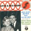 Cover: Gitte und Rex Gildo - Gitte und Rex Gildo / Jetzt dreht die Welt sich nur um dich (Deutsche Schlagerfestspiele 1964) / Unser Haus das steht in Tennessee