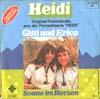 Cover: Gitti und Erika - Gitti und Erika / Heidi /Sonne im Herzen
