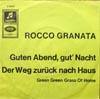 Cover: Rocco Granata - Rocco Granata / Guten Abend, gut Nacht / Der Weg zurück nach Haus (The Green Green Grass Of Home)