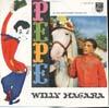 Cover: Willy Hagara - Willy Hagara / Pepe / Liebe kleine Stadt