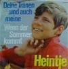Cover: Heintje (Simons) - Heintje (Simons) / Deine Tränen sind auch meine / Wenn der Sommer kommt