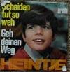 Cover: Heintje (Simons) - Heintje (Simons) / Scheiden tut so weh / Geh deinen Weg