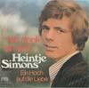 Cover: Heintje (Simons) - Heintje (Simons) / Ich denk an Dich / Ein Hoch auf die Liebe