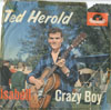 Cover: Ted Herold - Ted Herold / Isabell (Woman From Liberia) / Crazy Boy