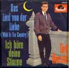 Cover: Ted Herold - Ted Herold / Das Lied von der Liebe / Ich höre deine Stimme