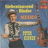 Cover: Peter Hinnen - Peter Hinnen / Siebentausend Rinder / Mexico