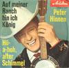 Cover: Peter Hinnen - Peter Hinnen / Auf meiner Ranch bin ich König / Hü-a-hoh alter Schimmel