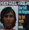Cover: Michael Holm - Michael Holm / Barfuß im Regen / Es tut weh