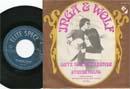 Cover: Inga & Wolf - Inga & Wolf / Gute Nacht Freunde / Stundenglas