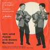 Cover: Jan & Kjeld - Jan & Kjeld / Jan & Kjeld mit ihren Banjos (EP)