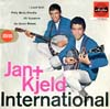 Cover: Jan & Kjeld - International (EP)