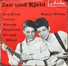 Cover: Jan & Kjeld - Jan & Kjeld / Itsy Bitsy Teenie Weenie Honolulu Strand Bikini / Banjo-Swing
