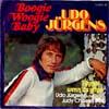 Cover: Udo Jürgens - Udo Jürgens / Boogie Woogie Baby / Einmal wenn du gehst ( mit Judy Cheeks)