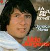 Cover: Udo Jürgens - Udo Jürgens / Ich weiß was ich will / Jamaica Mama