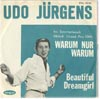 Cover: Udo Jürgens - Warum nur warum / Beautiful Dreamgirl (Beautiful Dreamer)