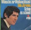 Cover: Udo Jürgens - Udo Jürgens / Wünsche zur Weihnachtszeit / Schau es schneit