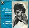 Cover: Greetje Kauffeld - Greetje Kauffeld / Wir können uns nur Briefe schreiben / Am Rande der Nacht