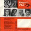 Cover: Klingende Post - Klingende Post / Klingende Post 13 - vorgestellt von Camilo Felgen (Radio Kihr-Goebel, Kiel)(Herbst 1959)