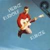 Cover: Heinz Rudolf Kunze - Heinz Rudolf Kunze / Hein Rudolf Kunze (Amiga Quartett EP)
