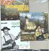 Cover: Franzl Lang - Franzl Lang / 3 x Franzl Lang:1) Franzl Lang singt und jodelt, EP mit Wenn ich verliebt bin, muss ich jodeln - Die Jodlerbraut - A saubres Dirndl und a fescher