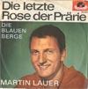 Cover: Martin Lauer - Martin Lauer / Die letzte Rose der Prärie / Die blauen Berge