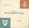 Cover: Martin Lauer - Martin Lauer / Die vier grossen Erfolge (EP)