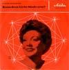 Cover: Zarah Leander - Zarah Leander / Kann denn Liebe Sünde sein / Nur nicht aus Liebe weinen /Davon geht die Welt nicht unter / Ich kenn den Jimmy aus Havanna