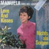 Cover: Manuela - Love and Kisses / Nichts als Sorgen