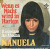 Cover: Manuela - Manuela / Wenn es Nacht wird in Harlem / Karawane aus Abadan