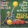 Cover: (Little) Peggy March - (Little) Peggy March / Das ist Musik für mich / Das Glück lässt sich Zeit