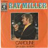 Cover: Ray Miller - Ray Miller / Caroline / DIN-A-Sex im Büro