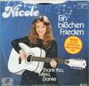 Cover: Nicole - Nicole / Ein bisschen Frieden / Thank you, Mercie, Danke