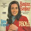 Cover: Paola - Paola / Bonjour Bonjour*  / Valse damour