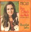 Cover: Paola - Paola / Das Glück der Welt (Amazing Grace) / Überall ist Liebe