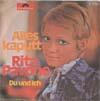 Cover: Rita Pavone - Rita Pavone / Alles kaputt / Du und ich