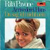 Cover: Rita Pavone - Rita Pavone / Arrividerci Hans / Da sag ich nicht nein