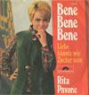 Cover: Rita Pavone - Rita Pavone / Bene Bene Bene / Liebe könnte wie Zucker sein